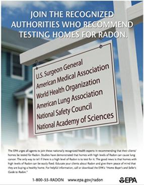 Radon Testing Company Near Me